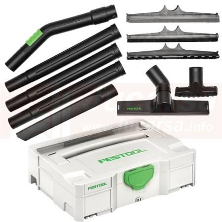 Festool Set de limpieza compacto D 27/D 36 K-RS-Plus