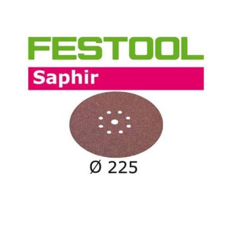 Festool Disco de lijar STF D225/8 P24 SA/25