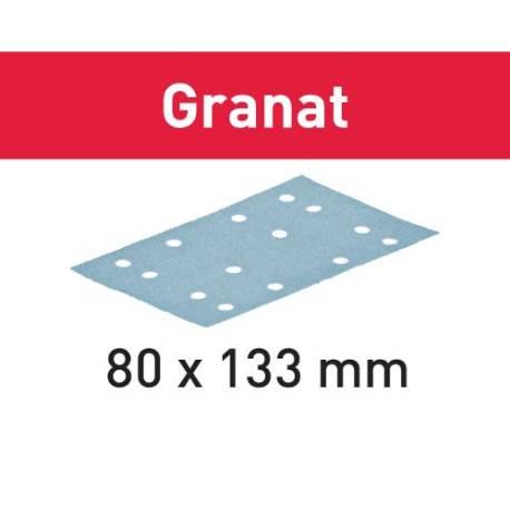 Festool Hoja de lijar STF 80x133 P80 GR/10