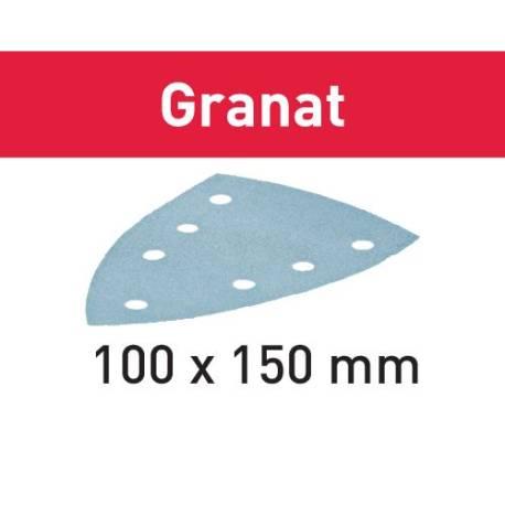 Festool Hojas de lijar STF DELTA/7 P150 GR/100