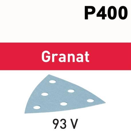 Festool Hojas de lijar STF V93/6 P400 GR/100