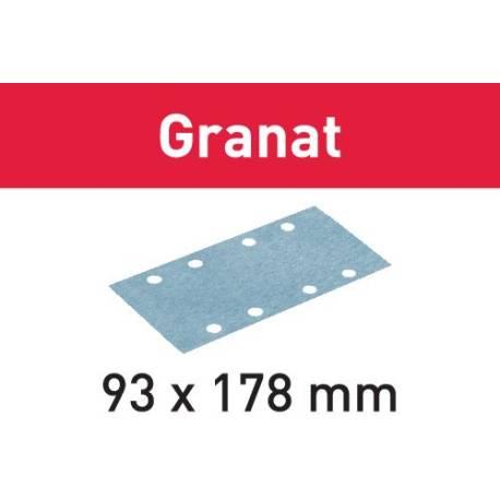 Festool Hoja de lijar STF 93X178 P80 GR/50