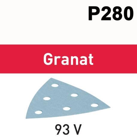 Festool Hojas de lijar STF V93/6 P280 GR/100