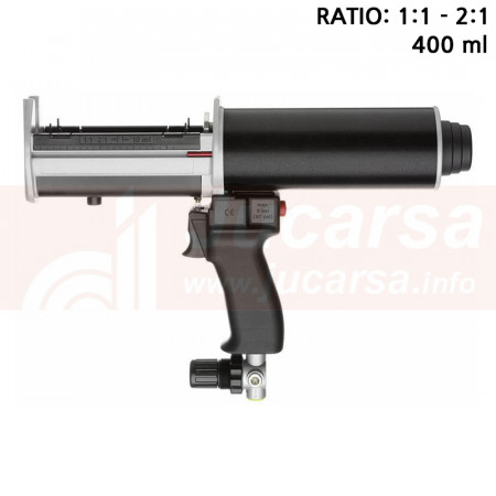 Pistola neumática DP 400 85 01 RAT 1a1 2a1