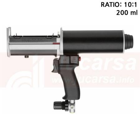 Pistola neumática DP 200-70-10 10:1