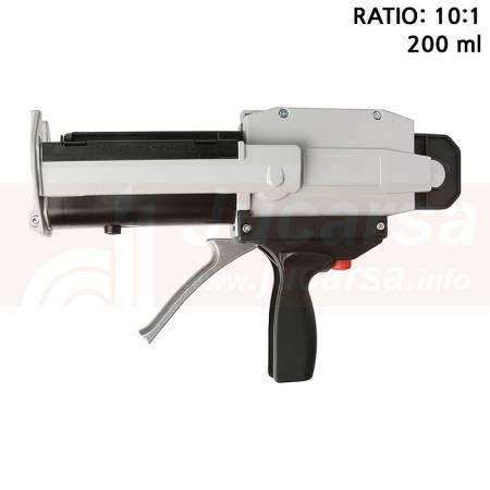 Pistola manual DM200-10 10:1