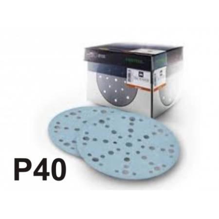Festool Disco de lijar STF D150/48 P40 GR/50