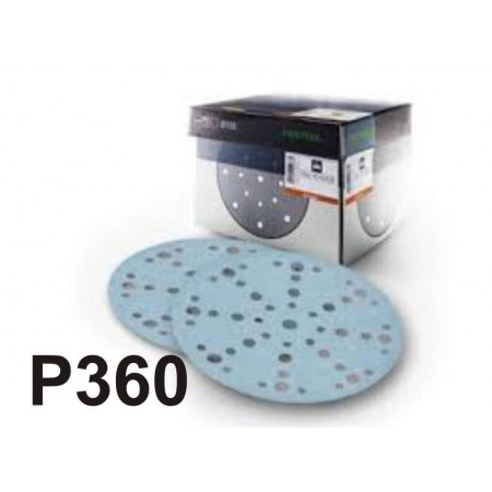 Festool Disco de lijar STF D150/48 P360 GR/100