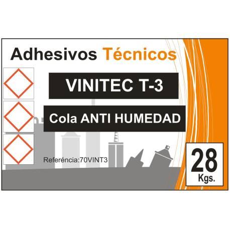 COLA BLANCA ANTI-HUMEDAD D3