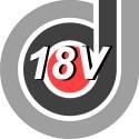 18 Voltios